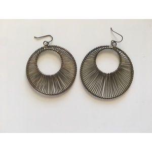 Jewelry - 3 for $25 - Copper Wire Loop Earrings